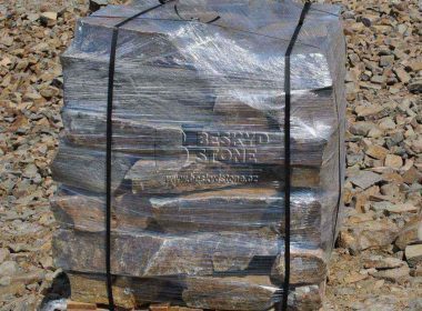 Zídkový kámen Andezit-paleta